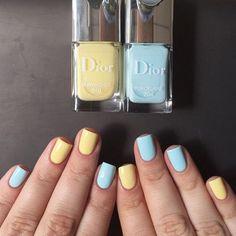 Nails gelish 627 Pink Squirell заходите почитать про него в мою . 627 Pink Squirell, leia sobre ele no meu ZhZheshka))) Mostre bastante sua beleza! E me diga o que . Yellow Nails Design, Yellow Nail Art, Spring Nail Colors, Spring Nails, Cute Nails For Spring, Summer Nails, Stylish Nails, Trendy Nails, Acryl Nails