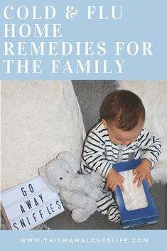Easy Cold & Flu Home Remedies for the Family including AMAZING TUMERIC SOUP RECIPE!
