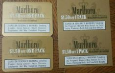Marlboro cigarettes coupons (4) $2.50 off any style mentol pack expires 06/30/17 - Image on imgED Free Coupons Online, Free Coupons By Mail, Marlboro Cigarette, Packing, Image, Style, Bag Packaging, Swag, Stylus