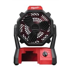 Milwaukee M18 18-Volt Lithium-Ion Cordless Jobsite Fan (Tool Only) 0886-20