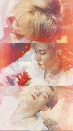 #Chen #EXO #KoKoBop #TheWar #ComeBack