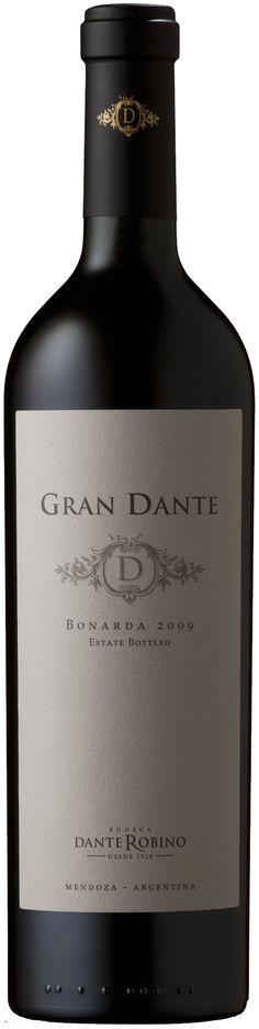 """""""Gran Dante"""" Bonarda 2011 / 2013 - Bodega Dante Robino, Luján de Cuyo, Mendoza---------------Terroir: El Marcado (Santa Rosa)------------------------------------ Crianza: 12 meses en barricas de primer uso de roble americano"""