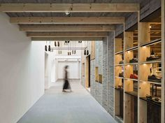 Camper Store designed by Chinese office Neri&Hu
