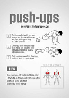 Then learn exactly how to actually do a real push-up.
