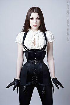 Morgana Threnody in Velvet