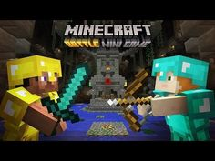 Minecraft Battle Mini game arrives on June 21 as a free game update. Compete with your friends in Battle, the first mini game for Minecraft console editions . The New Minecraft, Mine Minecraft, How To Play Minecraft, Grand Theft Auto, Star Classification, Windows 10, Consoles, Wii, Microsoft