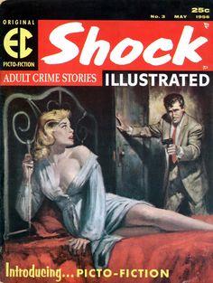 EC Comics - Shock Illustrated
