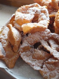 Onion Rings, Nutella, Food And Drink, Sweets, Cookies, Baking, Tej, Ethnic Recipes, Gastronomia
