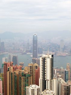 Hong Kong... I need to give this place another shot since last time I was there I was terribly ill