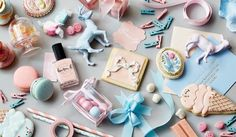 wedding trends for 2016 from Weddingbells - lots of great inspiration 2016 Wedding Trends, 2016 Trends, Creative Wedding Inspiration, Paint Cookies, Pastel Nail Polish, Blue Color Schemes, Romantic Look, Powder Pink, Color Of The Year
