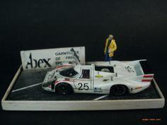 Porsche 917 LH Salzburg Racing Le Mans 1970 kit résine Marsh Models 1/43 (projet en court)   Hobby paint