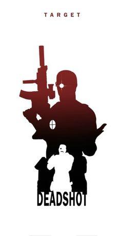 Target - Deadshot by Steve Garcia