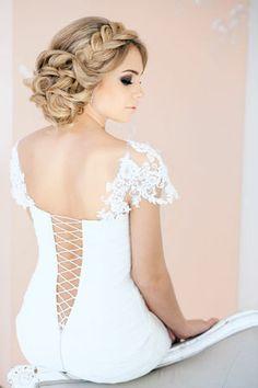 шикарные и лучшие свадебные прически для невест на сайте Эль Стиль
