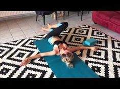 15-min Crunchless Abs (safe for prolapse and diastasis recti) | FemFusion Fitness - YouTube