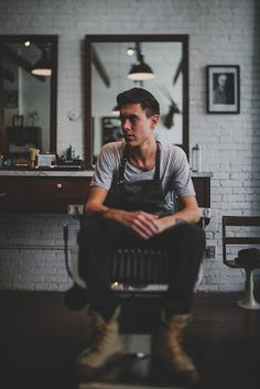 The Lensman: Hudson | Hawk Barber & Shop