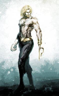Aquaman by naratani on deviantART