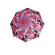Pink Flowers I Regenschirm von Doppler I Bild: Anja Sziele PR