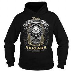 I Love  ARRIAGA, ARRIAGA T Shirt, ARRIAGA Tee T shirts