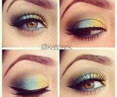 Half colours