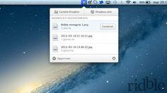 Dropbox 2.0.0 per Mac e PC si rifà del tutto il look!