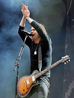 Alter Bridge at Download Festival 2011 by Shirlaine Forrest