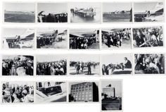 A set of unpublished photos from the day of the Kennedy assassination, from an unknown photographer who may have had clearance to photograph the presidential party up close.