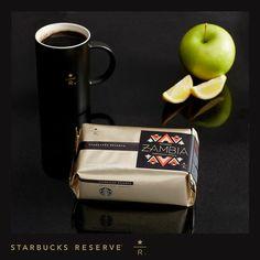 Starbucks Reserve® Zambia Peaberry Terranova Estate - Citrus aromas, apple and vanilla notes, and a cocoa mouthfeel, $14.95 at StarbucksStore.com