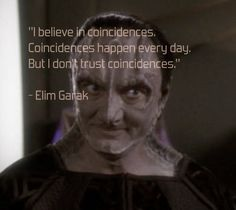 Elim Garak - Deep Space Nine
