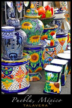 Mexico Pottery