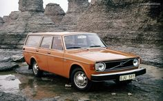 1971 Volvo 145