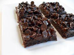 double chocolate brownie bites 6-28-11