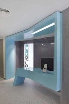 Embryocare Clinic, Athens, Greece by MAB architects
