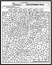My free preschool math worksheets will help teach counting, numbers, and problem solving in exciting ways! Each is fun to color and full of activity ideas. Fall Coloring Pages, Coloring For Kids, Printable Coloring Pages, Adult Coloring Pages, Free Coloring, Coloring Books, Coloring Sheets, Alphabet Coloring, Adult Color By Number