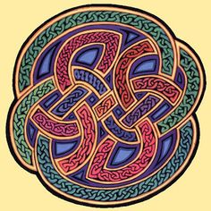 Celtic Knot and Prayers