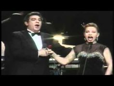 Plácido Domingo & Paloma San Basilio [Selección de clásicos] Placido Domingo, New Actors, My Passion, New Life, Istanbul, The Voice, Opera, Diva, Youtube