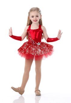 SWING ON A STAR Ballet Tutu & Headpiece RED Dance Costume Child & Adult NEW #Cicci