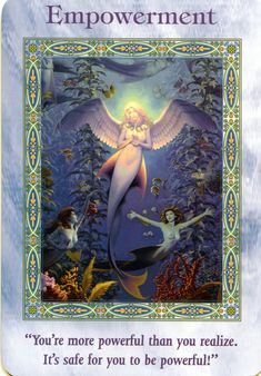 Empowerment - Magical Mermaids and Dolphins - Doreen Virtue