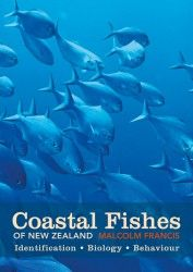 The latest in a series of fish identification guides by Malcolm Francis. There are excellent photos for each species and up-to-date information about coastal fish from one of NZ's leading icthyologist. Marine Biology, Field Guide, Library Books, Marine Life, Nonfiction, New Zealand, Coastal, Fish, News