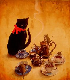 SMEE'S TEA TIME BY JULIE BAROH