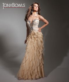Tony Bowls Evenings Style TBE21362 now in stock at Bri'Zan Couture, www.brizancouture.com