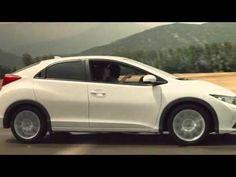 Honda 'Civic Perfectly Balanced' TV ad 30 sec advert Tv Adverts, Tv Ads, New Honda, Honda Civic, Volkswagen Group, Fuel Economy, Nissan, Advertising, Youtube