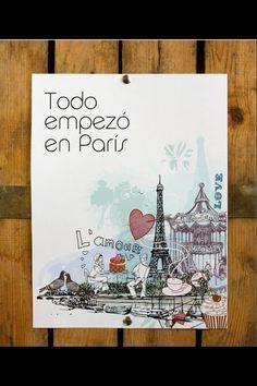 Todo empezó en París