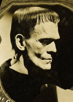 The Frankenstein Monster, 1931