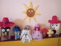 Ντενεκεδουπολη Crafts, Manualidades, Handmade Crafts, Craft, Crafting