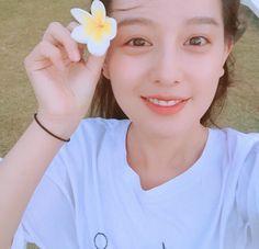Korean Actresses, Korean Actors, Actors & Actresses, Korean Dramas, Kim Ji Won Instagram, Lee Sung Kyung, King Kong, Beautiful Smile, Korean Beauty