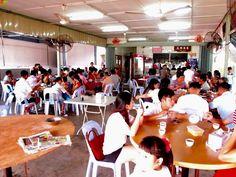 FollowMeToEatLa outing to Sekinchan - Cha Po Tion Seafood Restaurant