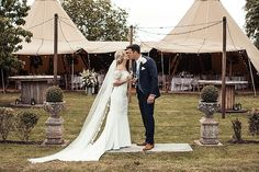 James and Victoria's 'English Garden' Tipi Wedding at Home in Essex by DandA Photography Tipi Wedding, Home Wedding, Wedding Blog, Wedding Dresses, Grooms Room, 3 Tier Wedding Cakes, I Got Married, Garden S, Flower Seeds