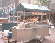 Chacarero: Chilean Chicken Sandwich