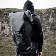 130458913c6 Tech-inspired shape with oversized design. Y-3 backpack✓ Y3 Bag