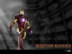 Desktop Wallpapers - IronMan - Movie | Free Desktop Backgrounds ...
